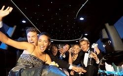 Limousines for stag/hen party
