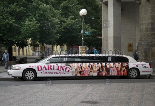 Limousines for Marketing